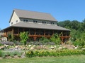 Beautiful Timber Frame Vineyard/Winery for sale