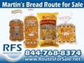 Martin's Bread Route For Sale, Manchester, NH