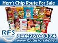 Herr's Chip and Independent Routes For Sale, St. Louis, MO