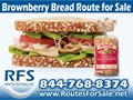 Brownberry Bread and Thomas English Muffins Route For Sale, Wayne County MI