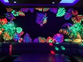 Trendy Blacklight/neon lounge/dance bar for sale