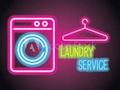 Coin Laundromat/Wash-Dry-Fold Business For Sale - Houston,TX.