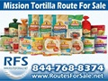 Mission's Tortilla Route For Sale, Bluffton, SC