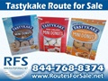 Tastykake Distribution Route For Sale, Hampton, Newport News, VA
