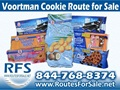 Voortman Cookie Route For Sale, Pensacola, FL