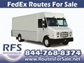 FedEx Ground & Home Delivery Routes for Sale, Central Arkansas