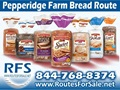 Pepperidge Farm Bread Route For Sale, Sarasota, FL