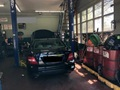 Two Bay Auto Repair w/ Inspection Machine - 32294