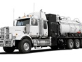 Hydrovac, Water, Solid Waste, Fluid Hauling Company for Sale