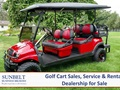 Golf Cart Sales, Service & Rental Business in West Metro Detroit