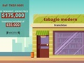 (TKGF-0001) Tabagie Modern – Franchise For Sale