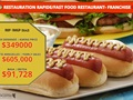 (RKGF-3143) Restauration rapide/Fast Food Restaurant- FRANCHISE