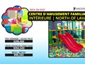 (OK-0107) Centre d'amusement Familiale –Family Fun Center– Intérieure/Indoor – North of Laval