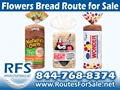 Flowers Bread Route For Sale, Turlock, CA