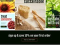 SustainEcoShop.com - Eco-friendly Internet Business with Dropship Products & Training