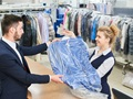 Dry Clean and Alterations Business For Sale with option to buy Property