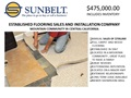Under Contract - Profitable Flooring Sales & Installation Service