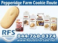 Pepperidge Farm Cookie Route, Beaufort County, SC