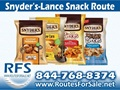 Snyder's-Lance Chip Route For Sale, Crystal River & Homosassa, FL