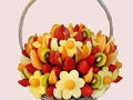 $175K Down Fresh Fruit Gift Basket Delivery Franchise Tampa Area - 2 Locations