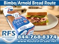 Arnold & Bimbo Bread Route, Harrisonburg, VA