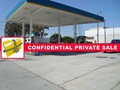 Distressed Gas Station With ½ Acre Land!