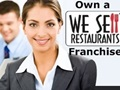 Own a We Sell Restaurants Restaurant Broker Franchise