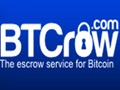 Premium Domain Name btcrow.com & Website For Sale