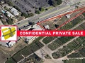 Unprecedented Large Frontage Commercial Lot For Sale
