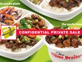 The Flame Broiler Franchise For Sale Orange County!