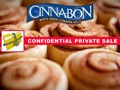 Cinnabon Bakery Franchise For Sale Large Shopping Mall!