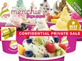 Menchie's Frozen Yogurt Franchise For Sale Orange County!