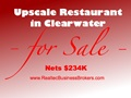 Nets $234K - Very Popular Restaurant For Sale In Clearwater, Florida