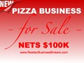 Nets $100K - Pizza Business For Sale - Make the Big Dough!