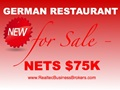 Nets $75K - German Restaurant For Sale In Florida!