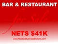 Nets $41K - Bar And Restaurant For Sale - Florida Lifestyle!
