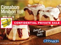 Phenomenal Cinnabon Business For Sale In Very Busy Shopping Mall!