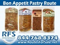 Bon Appetit Pastry Route For Sale, St. Augustine