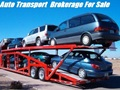 CONTRACT PENDING: Auto Transport Brokerage Company