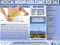 California Medical Weight Loss Practice For Sale