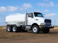 Edmonton Water Hauling Company For Sale