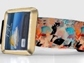 Major Commercial Artist has a Fabulous Copywrited Apple and Samsung Art Watch Band and Accessories