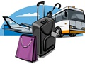 Airport Shuttle Bus Business For Sale