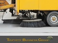 Easy to Run Sweeping and Pressure Washing Business