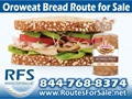 Oroweat Bread Route for Sale Fort Worth
