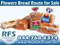 Flowers Bread Route for Sale, Jacksonville