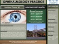 High Grossing Ophthalmology Practice For Sale