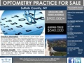 Reduced Price New York Optometry Practice For Sale
