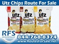 Utz Chip Route Distributorship For Sale, Danbury, CT