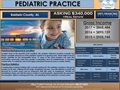 Leading Coastal Alabama Pediatric Practice for Sale